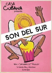 Come join us, Son del Sur, and our visiting Cuban instructor for an evening of dancing.